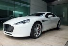 Aston Martin Rapide S - nový vůz