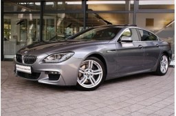 BMW 640i Gran Coupé, M Paket, Adaptivní řízení, NAVI + TV