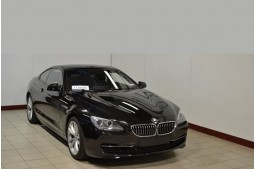 BMW 640d Coupe, Citrine black metalíza
