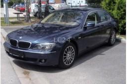 BMW 750i,FACELIFT, komfortní sedadla, adaptivní řízení