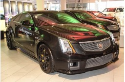 Cadillac CTS V-Klasse 2013 Coupe black diamond EU