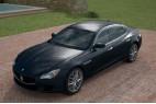 Maserati New Quattroporte, Bowers & Wilkens, TV, 21