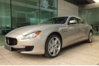 Maserati Quattroporte GTS, NOVÝ MODEL V8 530hp