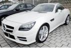 Mercedes-Benz SLK 350 BE, Airscarf, Harman Kardon - 500 Watt