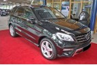 Mercedes-Benz ML 350 BT AMG Sportpaket