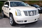 Cadillac Escalade Platinum 2012 White Diamond