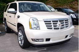 Cadillac Escalade Platinum 2012 White Diamond